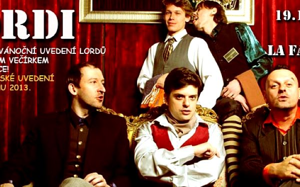 Lordi - Speciální vánoční představení s večírkem
