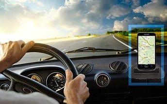 Silikonový držák Smart Stand! Skvělý do auta pro tablety, navigace i mobily!