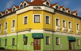Prožijte romantické okamžiky v naší metropoli, s ubytováním na 2 noci pro DVA v hotelu BRILLIANT včetně snídaně.