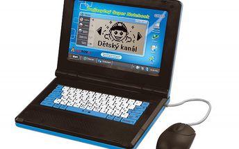 Trojjazyčný Super Notebook