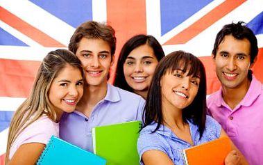 Roční licence na online kurz AJ! Naučte se anglicky z pohodlí vašeho domova!