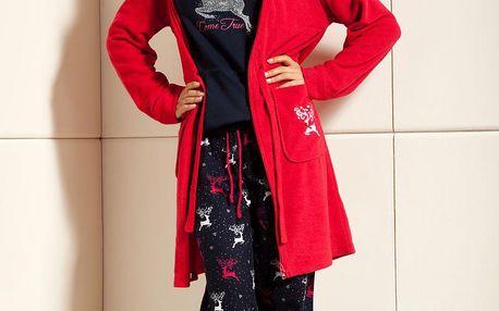 Ležérní s roztomilé dámské pyžamo luxusní značky Esotiq Deer