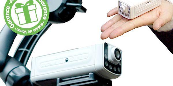 Miniaturní monitorovací kamera ActionCam