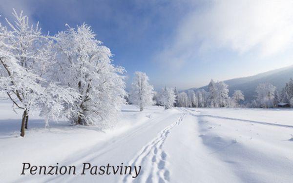 3 dny na Pastvinách za 1499 Kč PRO DVA s polopenzí a wellness!