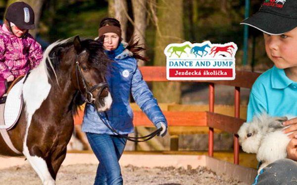 Projížďka na poníkovi a návštěva dalších zvířátek