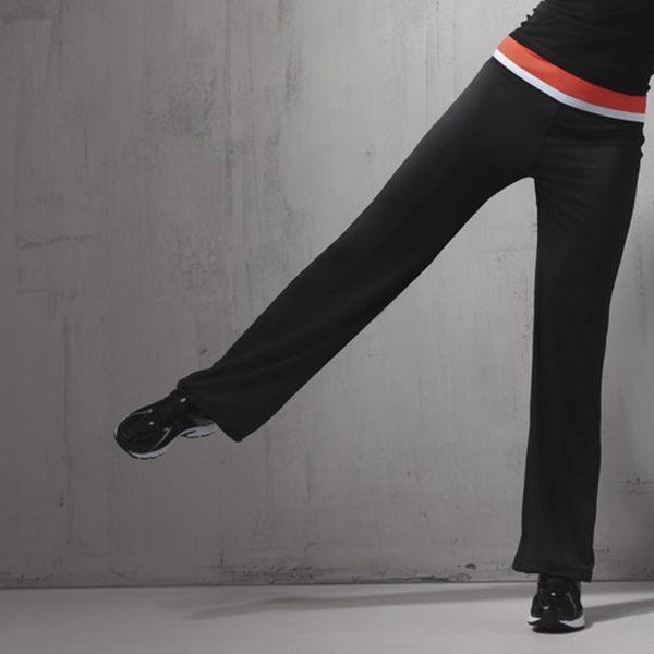 Dámské oboustranné kalhoty pro volný čas. Pohodlí z Tchibo.