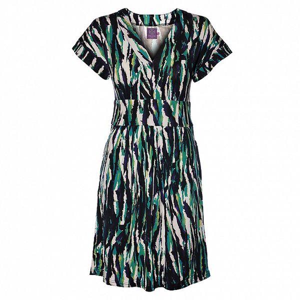 Dámské pestrobarevné šaty Hope se zvířecím potiskem