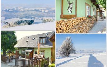 4 dny v Jeseníkách! Vydejte se na 4 dny na hory za pouhých 999 Kč i se snídaní!