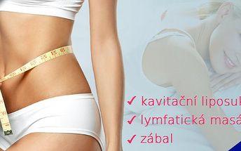 Splňte své novoroční předsevzetí a dejte sbohem přebytečným kilogramům pomocí kavitační liposukce s lymfatickou masáží a zábalem za skvělou cenu se slevou 84%!!! Kolektiv studia HANNAH Beauty Zone se na Váš těší.
