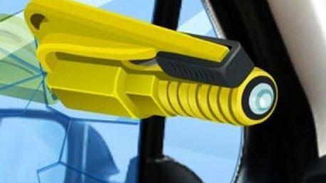 Bodyguard do auta! Bezpečnostní sada do auta, která vám může zachránit život jen za 119 Kč!