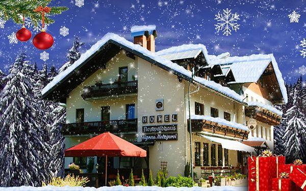 Pobyt na 3 dny pro 2 osoby s polopenzí v Bavorské Rudě v Hotelu Lesní Dům s prohlídkou pivovaru.