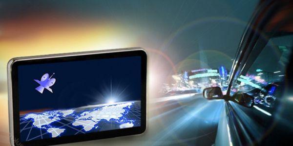 """GPS NAVIGACE 5"""" + mapové podklady CZ a EU jen za 1799 Kč! Přehrává audio a video! Pořiďte si navigaci s touto úžasnou slevou 55% a už se na svých cestách neztratíte!"""