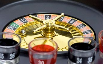 ALKOHOLICKÁ RULETA – skvělá společenská hra za pouhých 189 Kč!