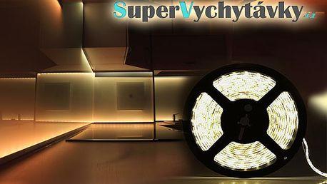 Svietiaci LED pás do interiérov s 50% zľavou. Moderné a zároveň aj dekoračné osvetlenie, ktoré vytvorí príjemnú atmosféru len za 19,99€.