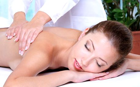 249 Kč za 60 minutovou masáž dle Vašeho výběru!
