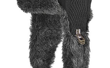 Pánská čepice Loman Vinci. Stylová ušatka do tuhých mrazů.
