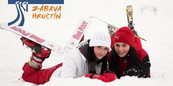 Rozmýšľate kam lyžovať? Užite si či už zimnú alebo jarnú lyžovačku na Orave v lyžiarskom stredisku SKI ZÁBAVA Hruštín. Celodenný SKI PASS po 40% zľave len za 8,90 €.