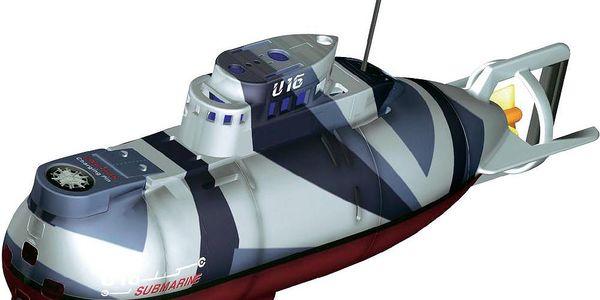 RC ponorka T2M U-Boot U16, RtR