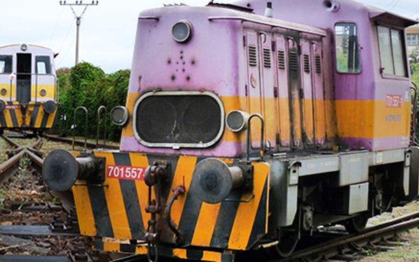 Strojvedoucím 22tunové lokomotivy