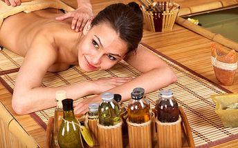 Infra sauna a aromaterapeutická masáž len za 21,50 €!