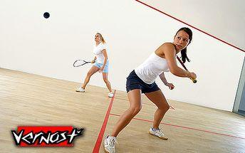 Zabudnite na stres a poďte si zahrať najrýchlejšiu raketovú hru - SQUASH! 60-minútový prenájom kurtu v squashcentre len teraz za 3,50 €! Vyzvite svojich známych na súboj!