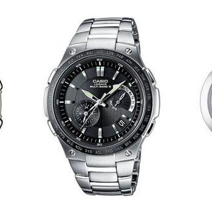 Dámské a pánské luxusní hodinky! Veškeré modely luxusních klasických, sportovních i speciálních dámských a pánských hodinek značkyCasio se slevou 25%