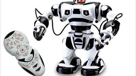 Vysoce inteligentní Roboman. Robot z budoucnosti za 990 Kč!