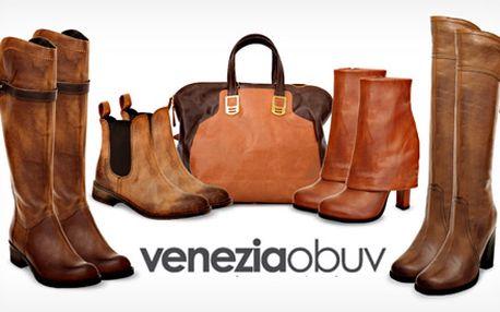 POZOR DÁMY, SUPER AKCIA! Darčekový poukaz na nákup trendovej obuvi a kabeliek v hodnote 30 €, teraz iba za 15 € a k tomu POŠTOVNÉ ZDARMA! Nákup na www.veneziaobuv.sk alebo v skalnej predajni Venezia v OC MIRAGE Žilina!