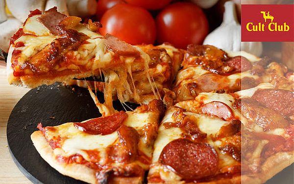 Len 2,70€ za akúkoľvek pizzu z 30 druhov chutných pízz zo špaldovej múky pečených v peci na drevo. Obľúbené talianske jedlo s 55% zľavou.