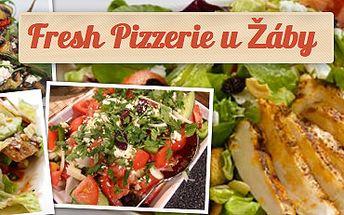 Dva poctivé lahodné saláty (200 - 300 g) dle výběru ze 4 druhů za 1/2 cenu