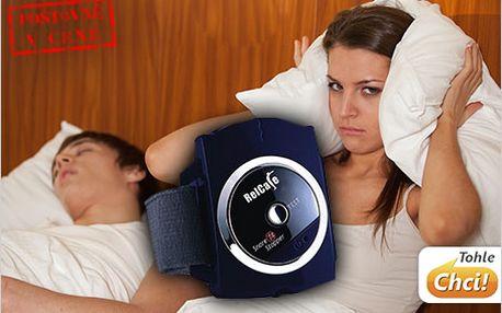 Revoluční hodinky, které vás zbaví chrápání. Klidný spánek za 649 Kč.
