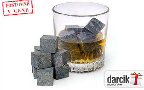 Milujete ledové drinky? Ledové kostky ze 100% kamene musíte mít.