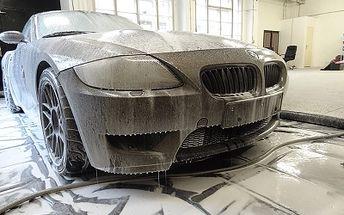 Kompletné ručné umytie automobilu a vyčistenie interiéru teraz len za 38,50 €