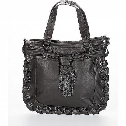 Dámská černá kabelka Fornarina