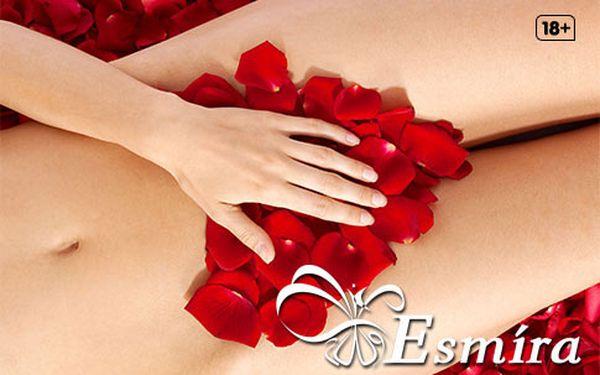 Tantrická masáž s joni a lingam – Esmíra studio Praha, platnost do 14. února