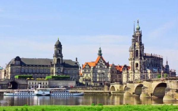 Celodenní zájezd do Drážďan! Nakupte si výhodně ve výprodejích!