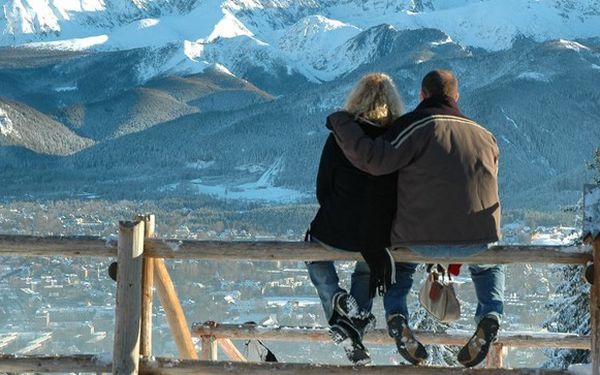 Vysoké Tatry zima se slevou 60 %