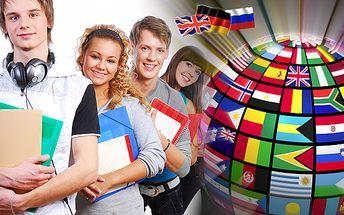 Darujte svojim blízkym darček, s ktorým rozšírite ich jazykové znalosti - jazykové kurzy priamo v centre Bratislavy