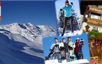 LYŽOVÁNÍ vRAKOUSKU! Užijte si luxusní lyžování vjednom znejvětších lyžařských středisek KAPRUN, subytováním pro 8 osob vkrásných, moderně vybavených pokojích včetně PLNÉ PENZE za 21 224 Kč.