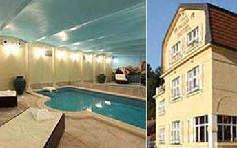 Privátní relaxace v luxusním wellness s bazénem a infrasaunou jen pro vás za pouhých 199 Kč. Jako bonus sleva 20% do restaurace Villa Milada.