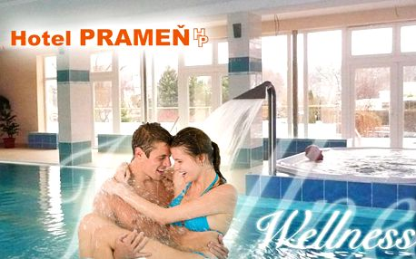 Zaslúžený oddych v príjemnom prostredí hotela Prameň s novým Relax centrom. Víkendový pobyt pre 2 osoby v kúpeľnom meste Dudince, polpenzia, bazén, horúca vírivka, masáže, fitnes a ďalšie skvelé bonusy.