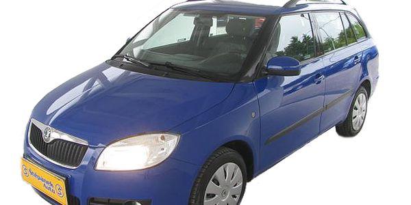Sleva 7.000,-Kč na Škoda Fabia combi