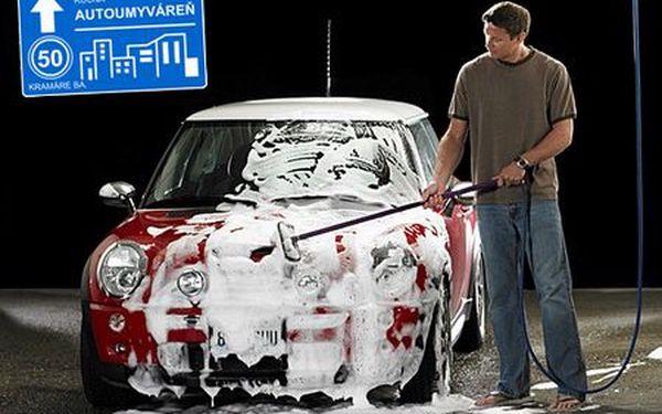 Kompletné ručné umytie a ošetrenie interiéru a exteriéru auta so zľavou 68% od Čističi.sk! Aj v zime chce byť vaše auto čisté!
