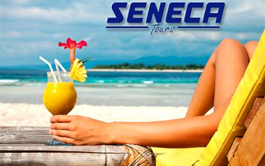 Vianočný FIRST MINUTE - 8, 11 alebo 12-dňový letecký zájazd do TUNISKA do hotela Carribean World Monastir **** s ultra all inclusive od CK Seneca Tours s odletom z BA alebo KE!