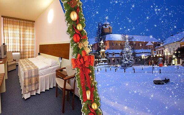 Pobyt pro 2 osoby na 3 dny v Poděbradech s polopenzí s hotelu Junior.