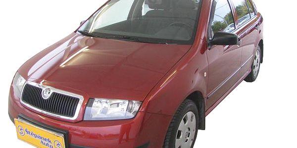 Sleva 8.000,-Kč na Škoda Fabia