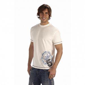 Pánské bílé tričko Roadsign Australia