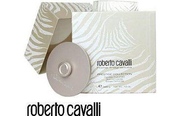 Luxusní svíčky za 349 Kč! Od italského návrháře Roberto Cavalli!