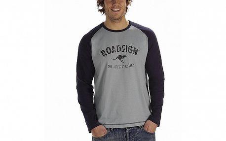 Pánské světle modré tričko Roadsign Australia