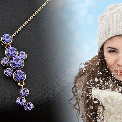 Vyzdvihnite svoju krásu zaujímavým šperkom. Doplnok, ktorý poteší každú ženu.